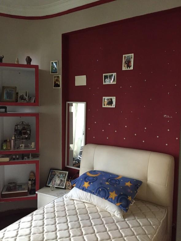 Northvale Condo Bedroom 1.